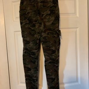 Fashion nova Camo Cargo Jogger Pants